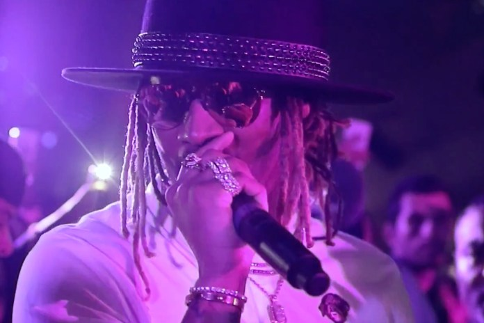 "Future Remembers His Successful Year of 2015 With ""Moments"" Music Video"