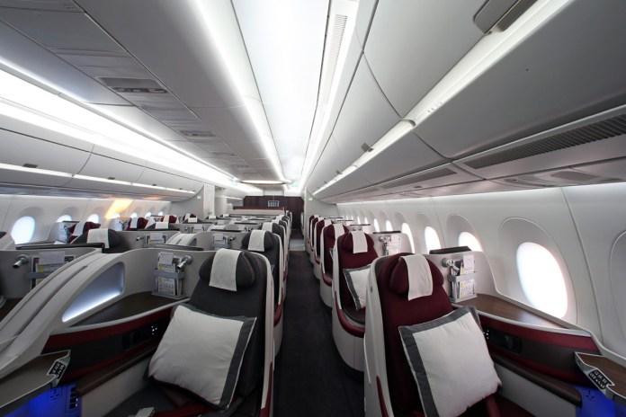 Futuristic Carbon Fiber Plane Eliminates Jet Lag