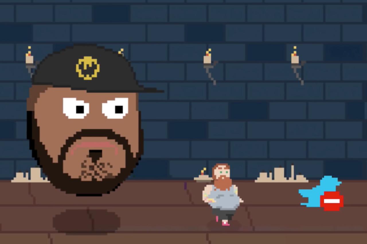 Ghostface Killah vs. Action Bronson: The Game