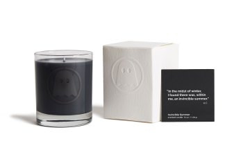 "Ghostly International x Joya ""Invincible Summer"" Candle"