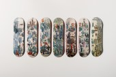 "Girl Skateboard Co. Teams up With Artists to Create ""Studio Series"" Decks"