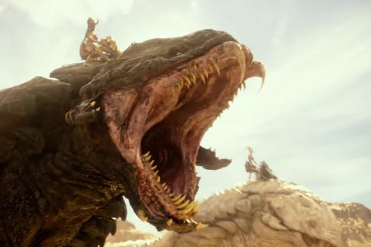 'Gods of Egypt' Official Trailer #2 Starring Gerard Butler