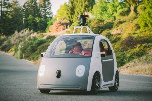 Google Wants Its Self-Driving Cars to Compete With Uber