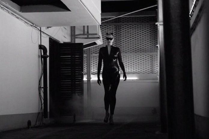 Gwendoline Christie Swaps Captain Phasma for Catwoman for 'LOVE' Magazine's Advent Calendar