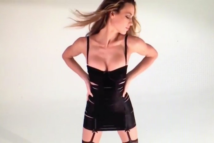 Hannah Ferguson Makes Her 'LOVE' Debut