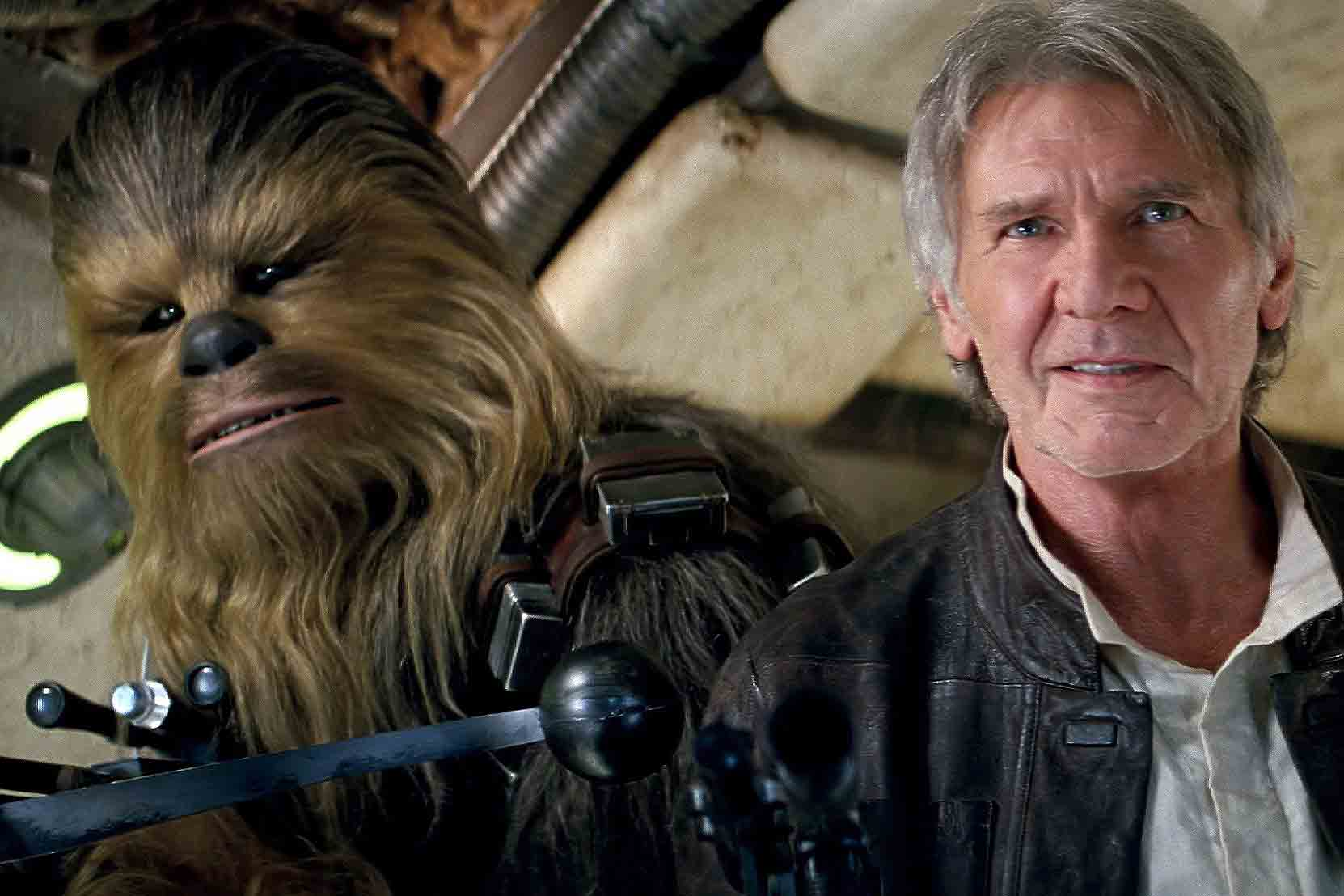 Harrison Ford Will Make Way More Than His 'Star Wars' Costars