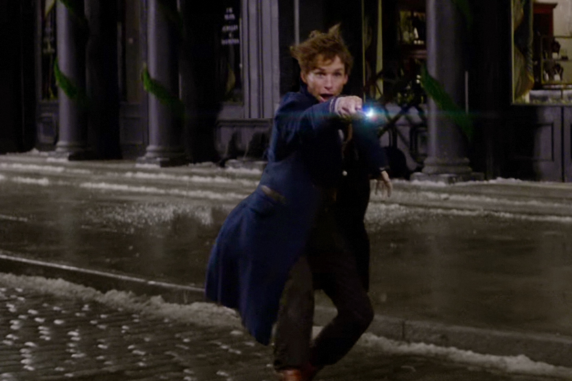 Return to the Land of Harry Potter in 'Fantastic Beasts and Where to Find Them'