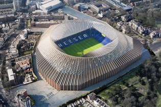 Herzog & de Meuron Take the Task of Building 60,000-Seat Stadium for Chelsea