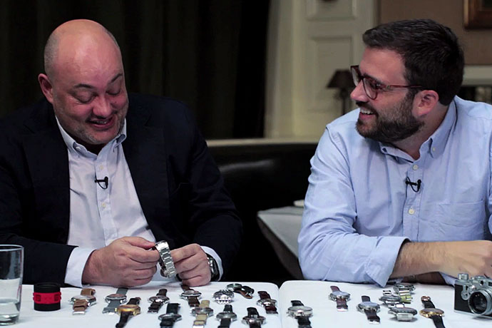 TimeZone's Managing Director on Why Everyone Needs a Military Watch