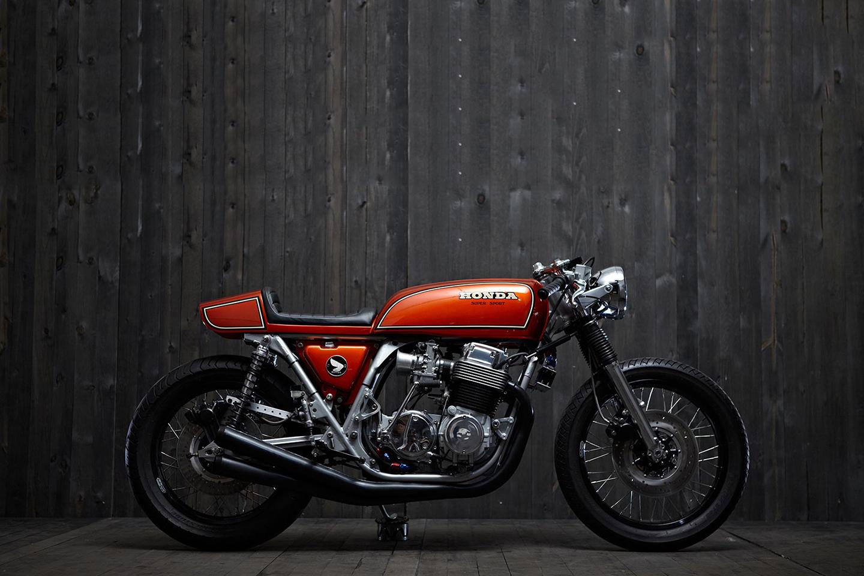 The History of the Honda CB750