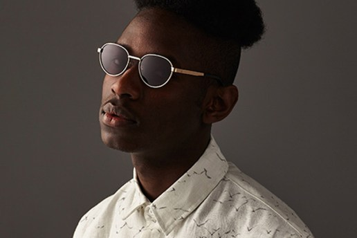 I Love Ugly 2015 Eyewear Collection Lookbook With Artist Jesse Draxler