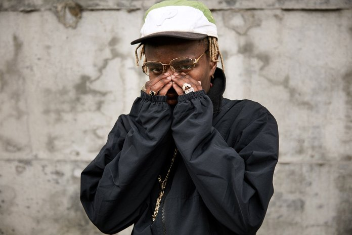 Ian Connor and Vintage Frames Company Unveil Custom 18kt Gold Glasses