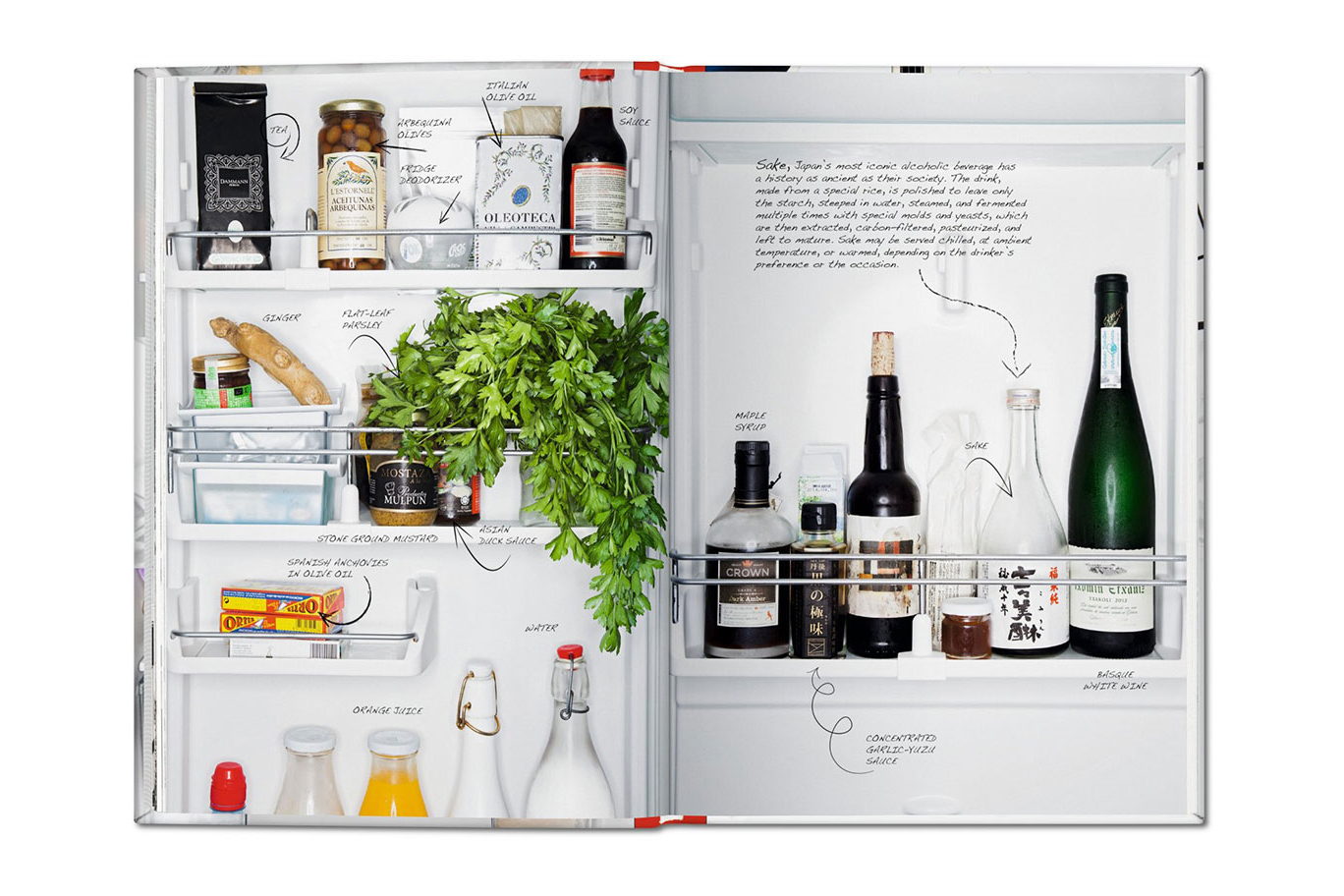 Check out What's Inside These Top Chefs' Fridges