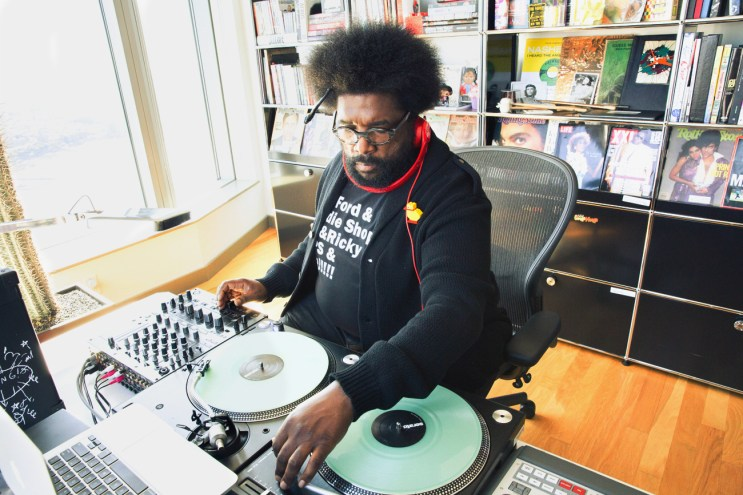 Take a Look Inside the Closet of The Roots' Questlove