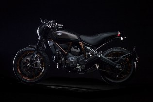 Italia Independent & Ducati Unveil a Limited Edition Scrambler