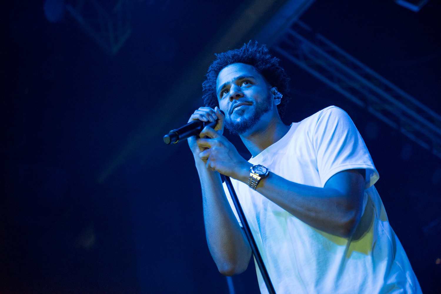 """Listen to J. Cole's Newest Single """"Folgers Crystals"""" Now"""