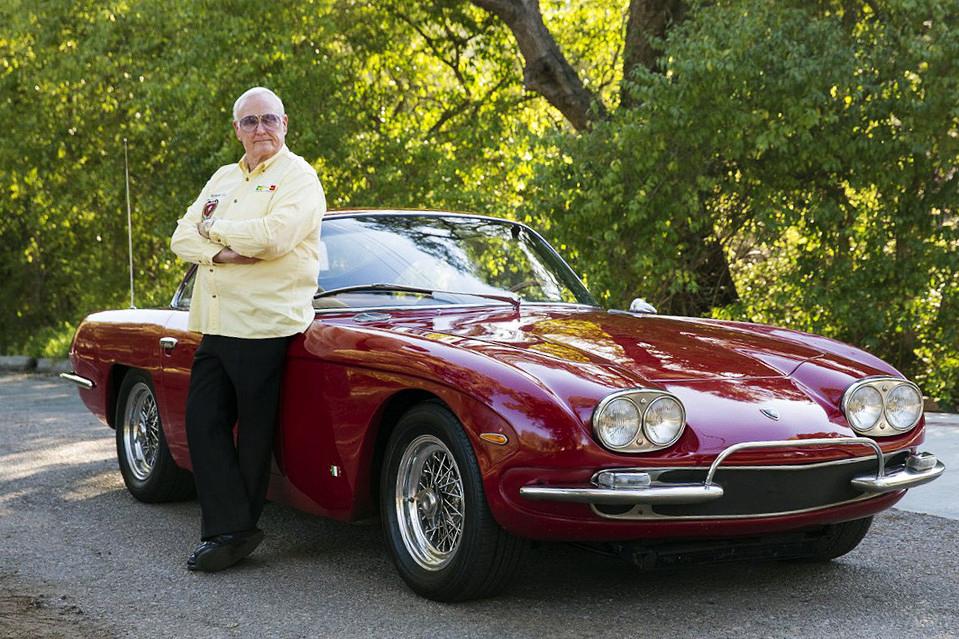 Meet Jack Riddell and His 1967 Lamborghini 400 GT