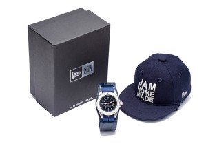 New Era Celebrates JAM HOME MADE's 15th Anniversary With a Limited Edition Divers Watch