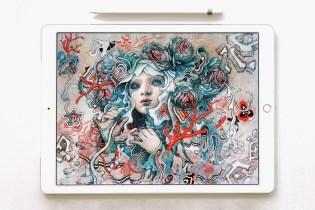 Apple Pencil Artist James Jean Shows off His Exquisite Digital Artwork