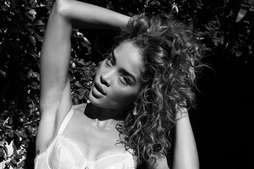 Jasmine Sanders Dances the Cha Cha for 'LOVE Magazine'