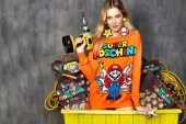 Jeremy Scott Recruits Mario & Co. for Nintendo Capsule Collection