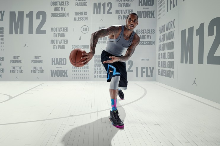 Jordan Brand Officially Reveals the Melo M12