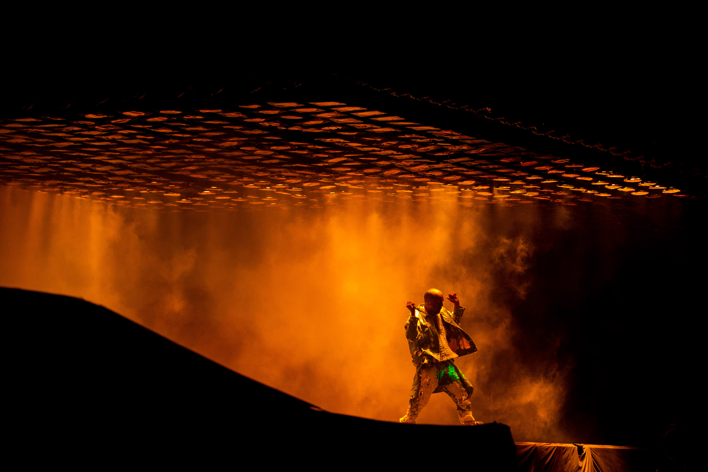 2015 - The Year of Kanye West & DONDA