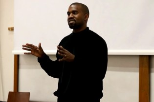 Watch Kanye West's Full Lecture at the Oxford Guild Society