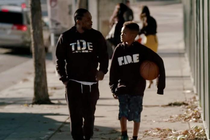 "Kendrick Lamar Celebrates Grammy Noms With Inspirational ""Hard Work"" Video"