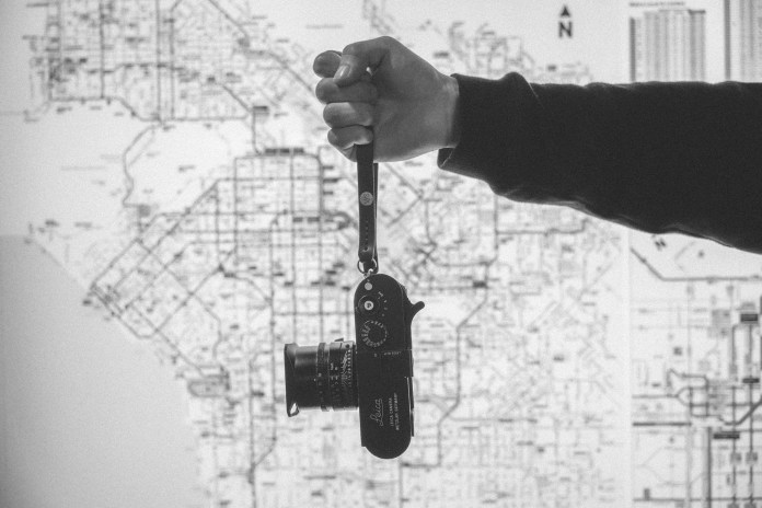 KILLSPENCER x Van Styles Camera Wrist Straps