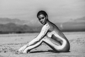 Kim Kardashian West Embraces the Desert Heat in Head-Turning Photoshoot (NSFW)