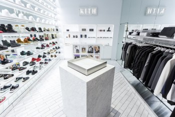 A Look Inside the KITH Women's Store in SoHo, NYC