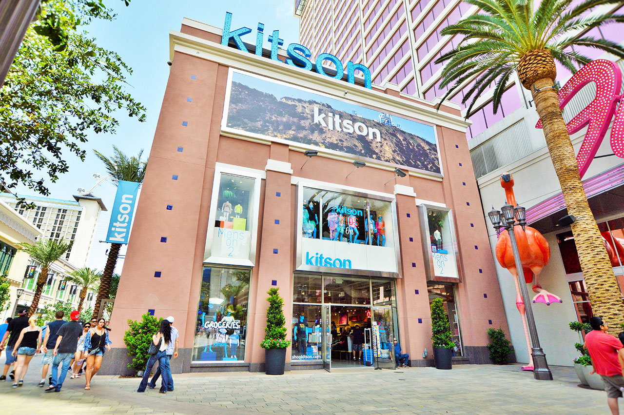 Kitson Is Closing All of Its Stores