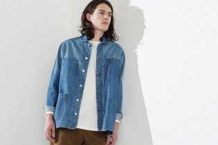 Kloke 2016 Spring/Summer Lookbook Features a Clean Denim Chore Jacket