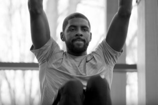 Kyrie Irving Is Determined to Get Back in the Game
