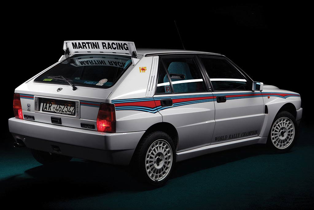 the lancia delta hf integrale is a retro celebration of. Black Bedroom Furniture Sets. Home Design Ideas