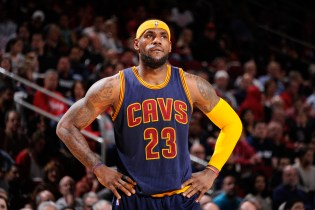 LeBron James Recaps His Lifetime Deal With Nike From His Shoe Closet