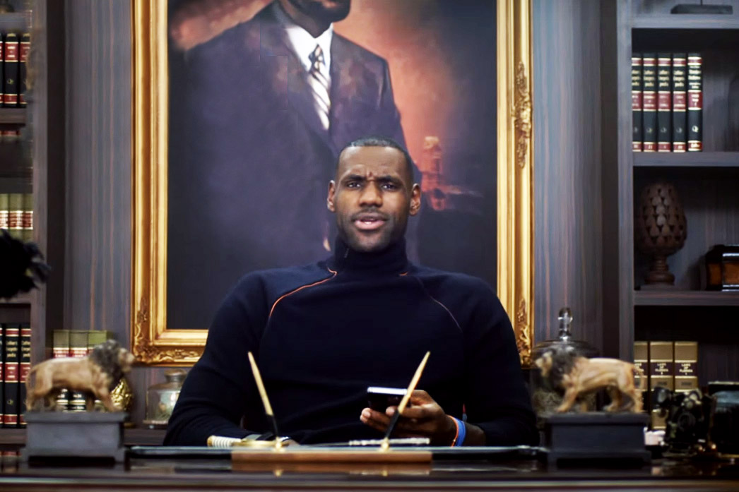 LeBron James Shuts Down Kia Haters In New Video