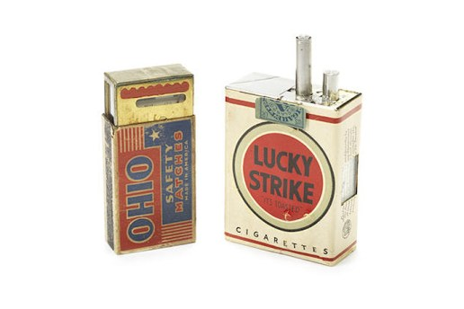 Lucky Strike Spy Camera