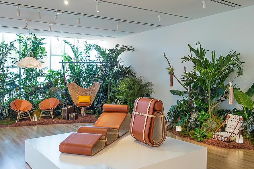 "Louis Vuitton ""Objets Nomades"" Collection @ Design Miami"