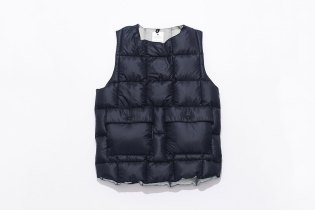 Maiden Noir x Crescent Down Works Custom Vest