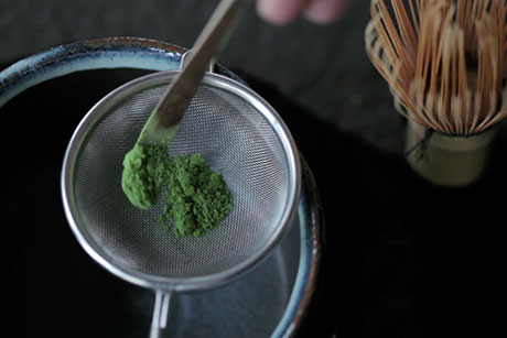 The Zen Process of Matcha Brewing