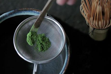 The Zen Process of Matcha Brewing