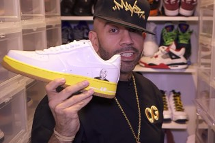 Top Sneaker Enthusiast Mayor Gives a Tour of His Enormous Collection (Episode 2)