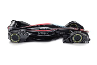 McLaren MP4-X Concept: The Final Word in Conceptual Design