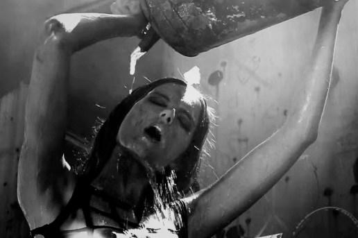 """Memorieslab Presents """"BlackOut"""" Short Film by Ellen von Unwerth (NSFW)"""