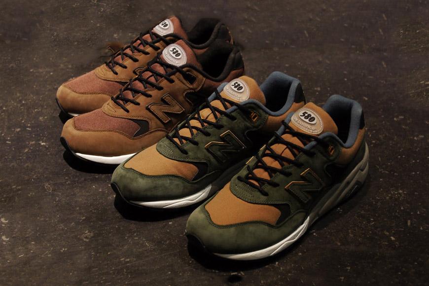 mita sneakers x New Balance 20th Anniversary 580 Pack