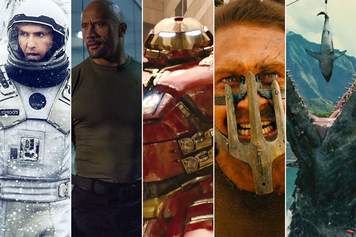 The 10 Most Pirated Movies of 2015