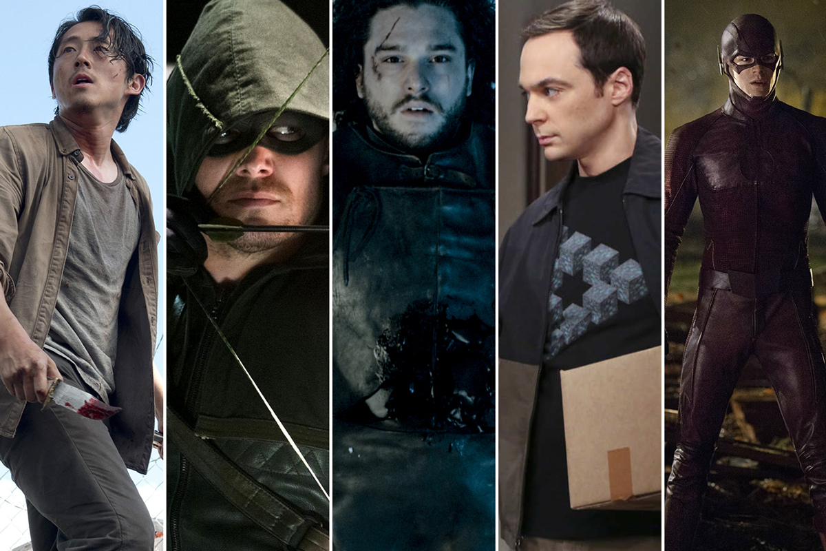 The 10 Most Pirated TV Shows of 2015