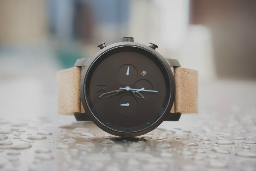 The Chrono by MVMT Watches Looks Great on Any Wrist